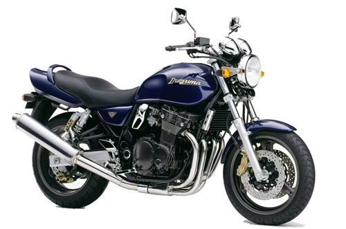 Suzuki GSX 400 Inazuma