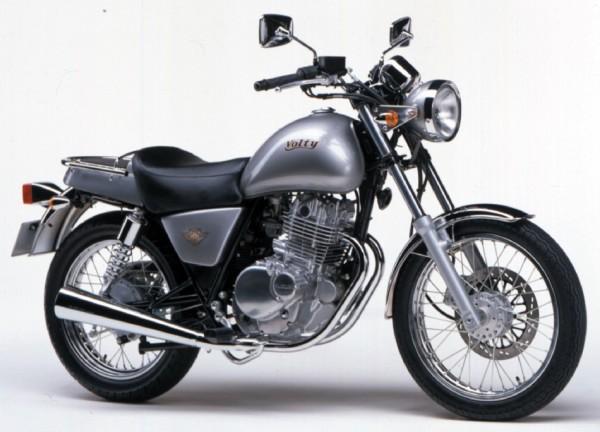 Suzuki TU 250 Volty