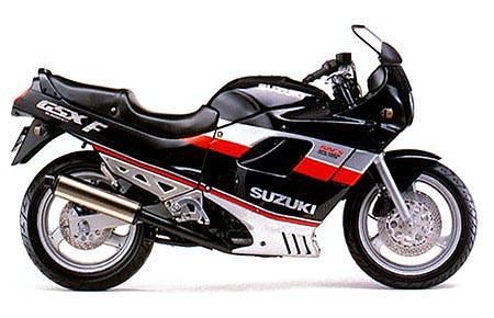 Suzuki GSX 750F Katana