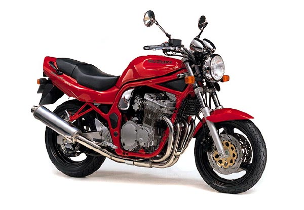 Suzuki GSF 600 Bandit