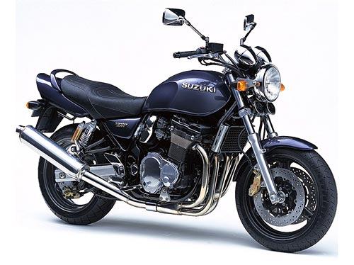 Suzuki GSX 1200 Inazuma