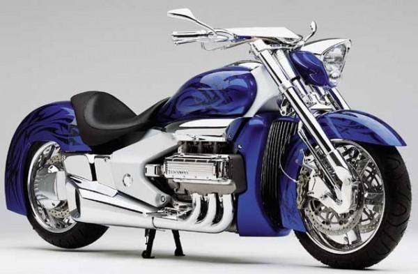 Honda NRX 1800 Valkyrie Rune