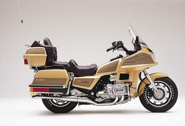 Honda GL 1200 Gold Wing