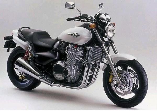 Honda X4
