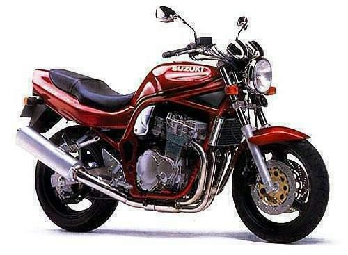 Suzuki GSF 750 Bandit