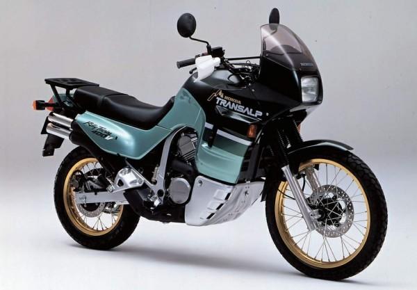 Honda Transalp 400